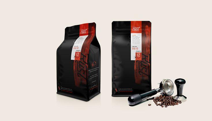 Rust Espresso on Behance