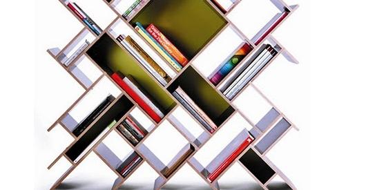 Un Librero moderno