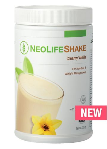 Creamy Vanilla - A delicious and convenient shake to help satisfy hunger while giving you lasting energy. Based on the science of cellular nutrition & GR2 Control Technology for daily nutrition and weight management.