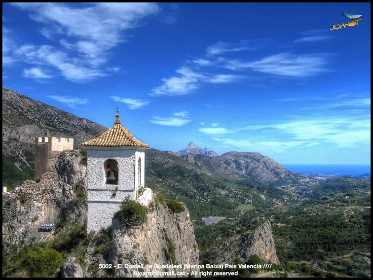 https://flic.kr/p/CMfwog   5002 - El Castell de Guadalest II   El Castell de Guadalest (Marina Baixa) País Valencià ////