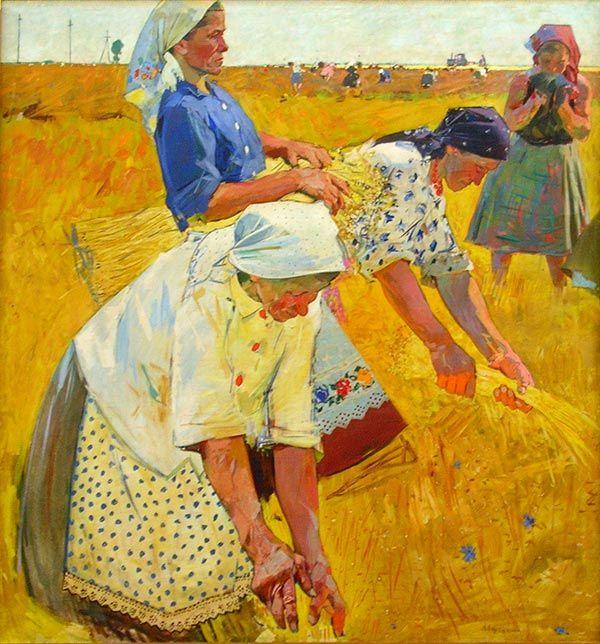 Виктор Зарецкий украинский художник - Поиск в Google