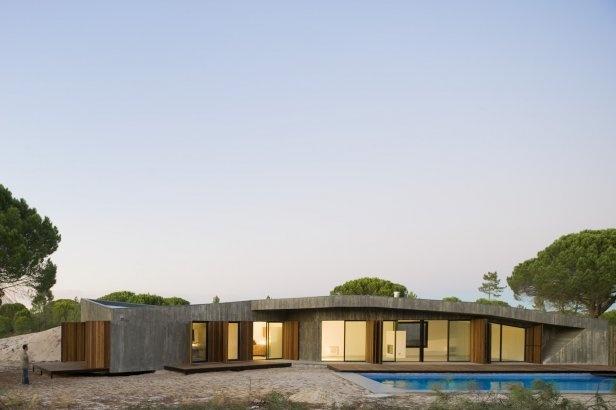 Pereira Miguel Arquitectos - The Dune House