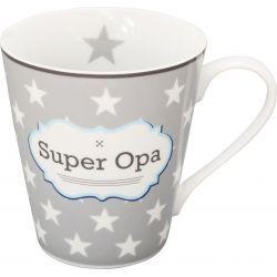 Krasilnikoff Happy Mug with Handle - Super Opa
