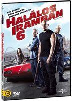 Halálos iramban 6. DVD