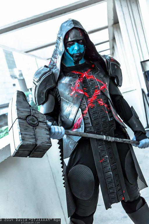 Ronan the Accuser | Dragon Con 2014 - Sunday #DTJAAAAM
