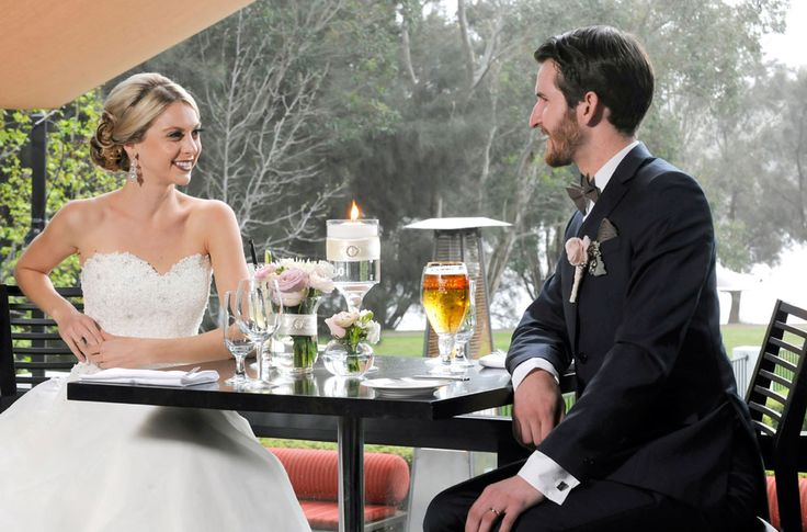 Weddings | 150 EAST Riverside Bar Restaurant | Exclusive #weddingvenue #150east #assuredhotels