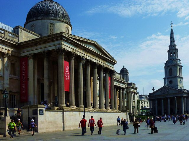 The National Gallery. London | Flickr - Photo Sharing!