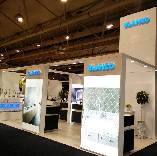 Our #IDS15 Booth: 1810