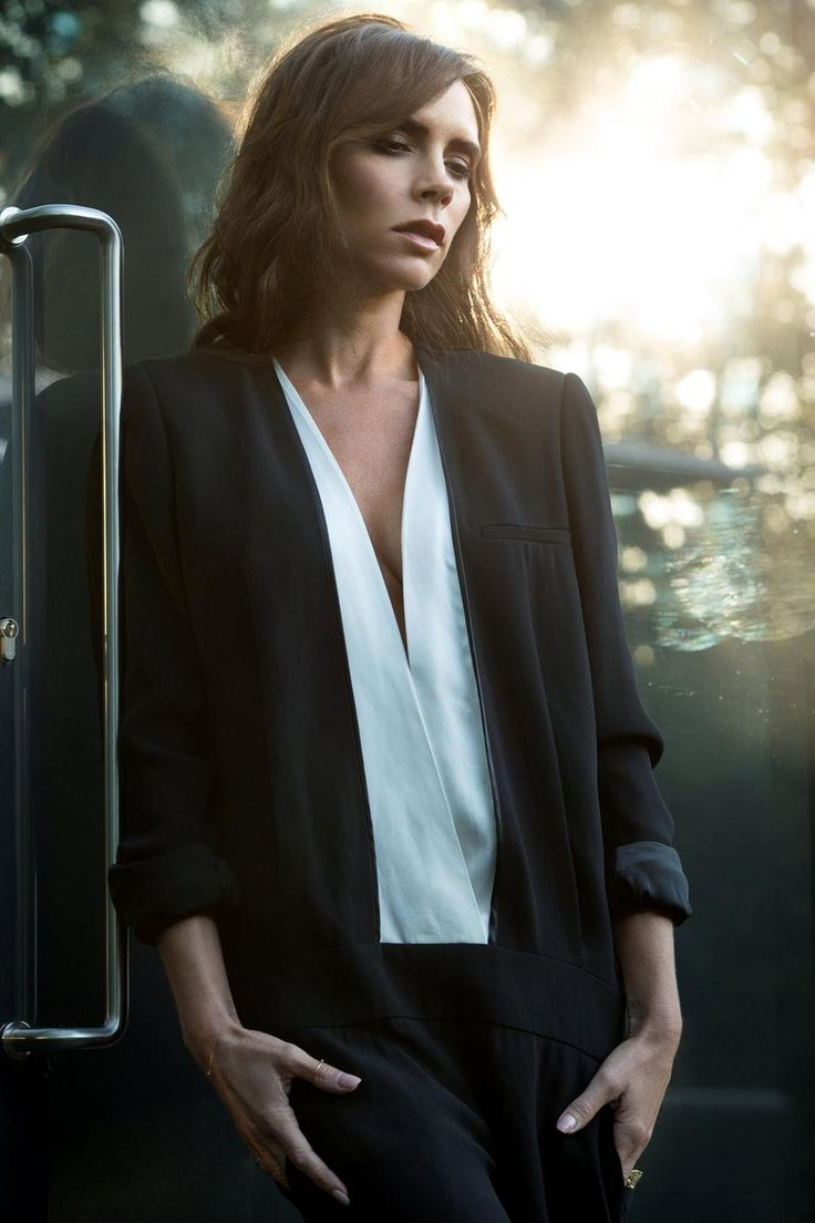 Victoria Beckham by Greg Williams for Madame Figaro France November 2015