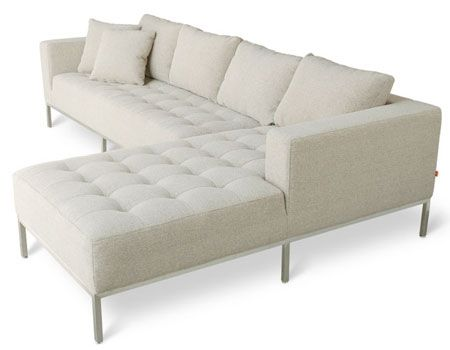 Mid modern sectional couches - Google Search apartmentterapy