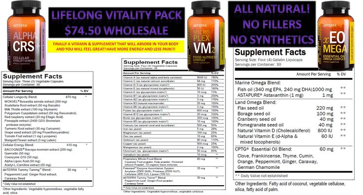 Llv Labels Doterra Cptg Essential Oils Pinterest