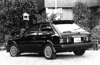 Mazda Familia Turbo Sport '1984–????
