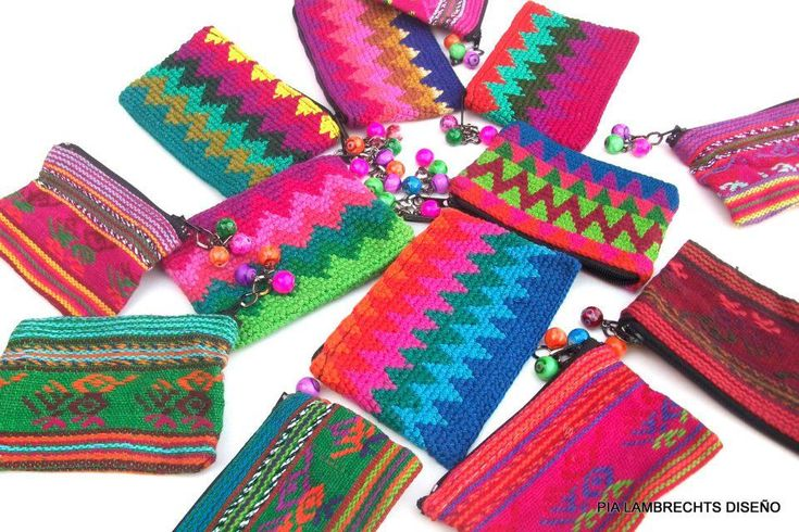 """Cute & colorful """"Little Bags""""!"""