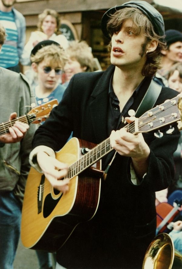 Kenmare, Ireland, 1987. Photo Sean Brady The Waterboys. I love the waterboys almost more than any band right now