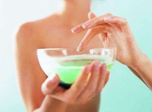18 замечательных ванночек для укрепления ногтей: | Школа красоты