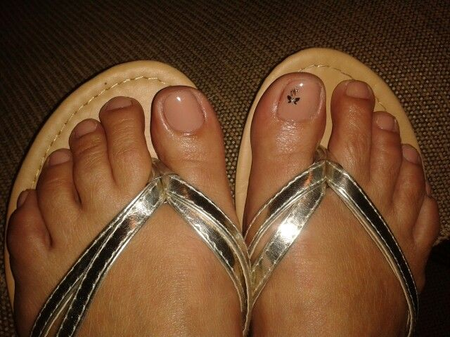 Mom's nails♡