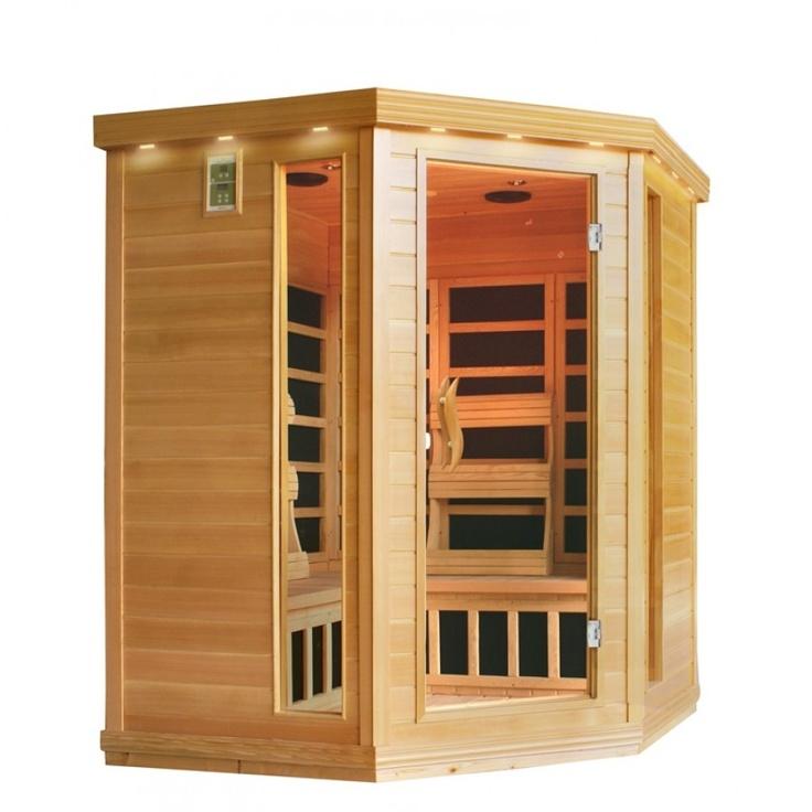 Sunlighten Select Corner Infrared Sauna SCH Infrared sauna