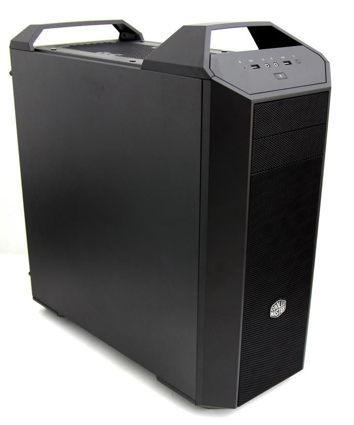 Cooler Master MasterCase 5 (Pro) review - Product Showcase - Exterior