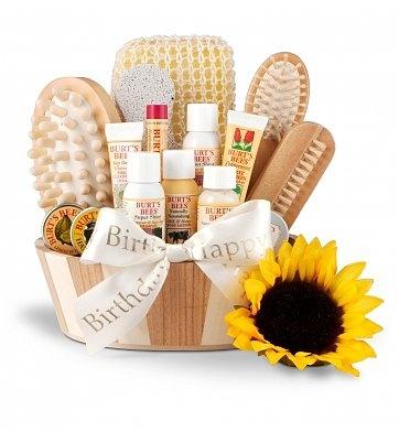 Burts Bee Gift Basket