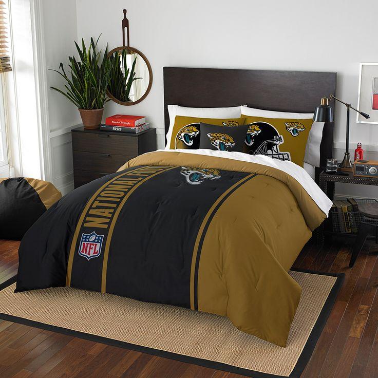 Where to buy Jacksonville Jaguars bedding? Purchase here: http://www.mysportsdecor.com/jacksonville-jaguars-bedding.html  #jacksonvillejaguars #jaguars #jaguarsbedding #nflbedding