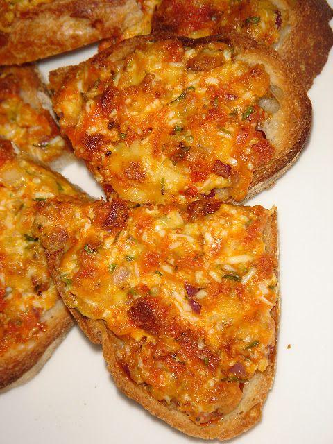 Nem vagyok mesterszakács: Húsvéti menüajánlat: sonkás és kolbászos melegszendvicskrém házilag