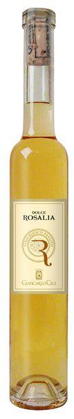 Dolce Rosalia - Moscato di Trani - Azienda Agricola Giancarlo Ceci