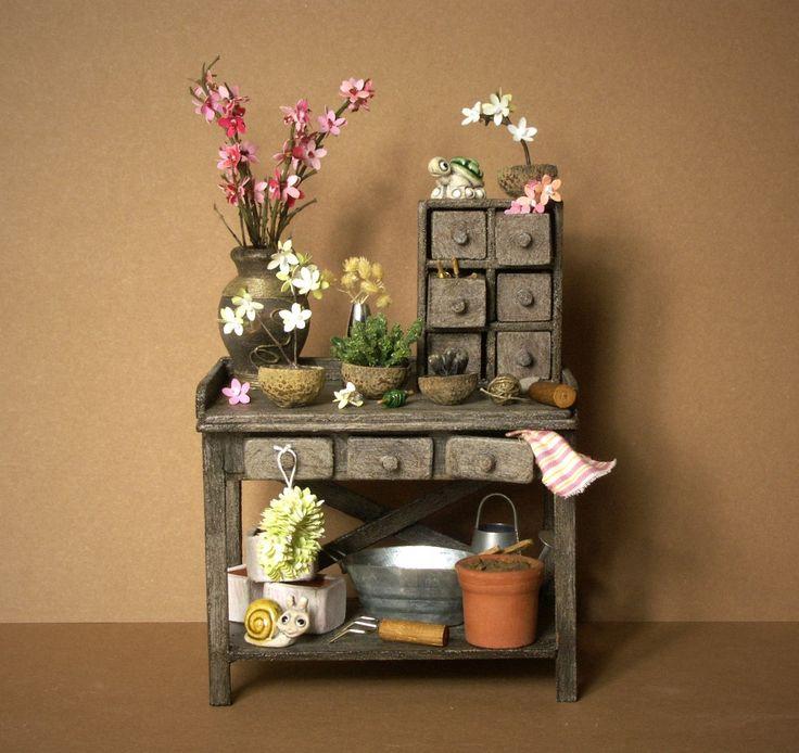 41 Best Dollhouse Walls Images On Pinterest