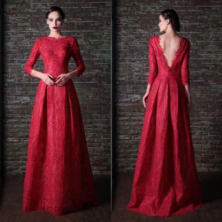 1000  ideas about Long Red Dresses on Pinterest - Grad dresses ...