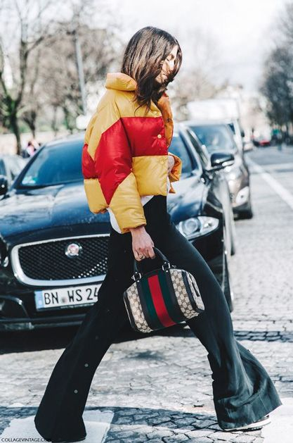 the puffer jacket   LE CATCH