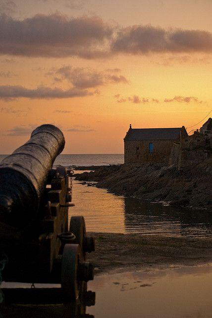 Porthleven Sunset #Cornwall