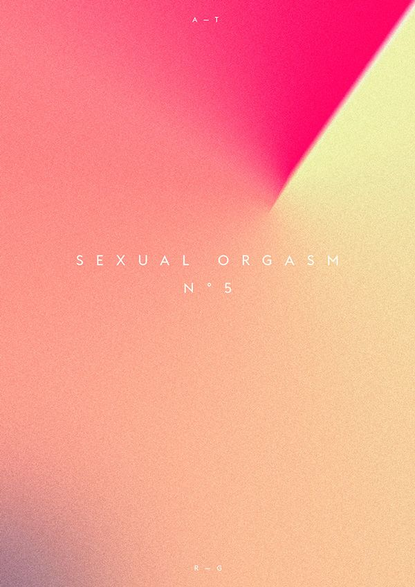 Sexual orgasms 1—10 on Behance