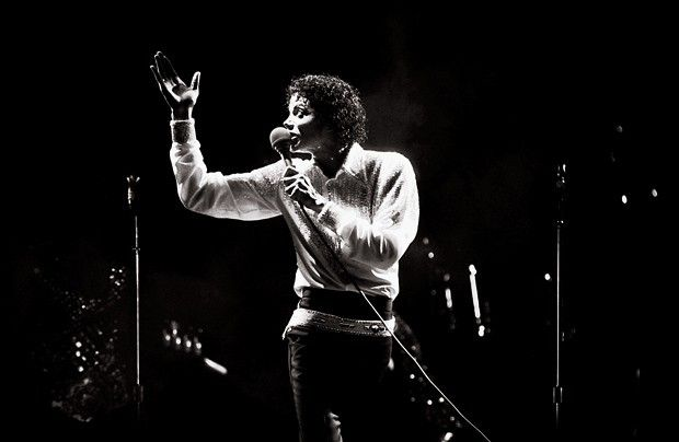 Michael Jackson, o investidor (Foto: Latinstock/© Neal Preston/Corbis) http://glo.bo/1xAQvK5