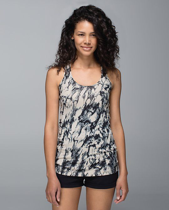 #lululemon cool racerback mohave print... kinda dressy as well perfect for day to night.