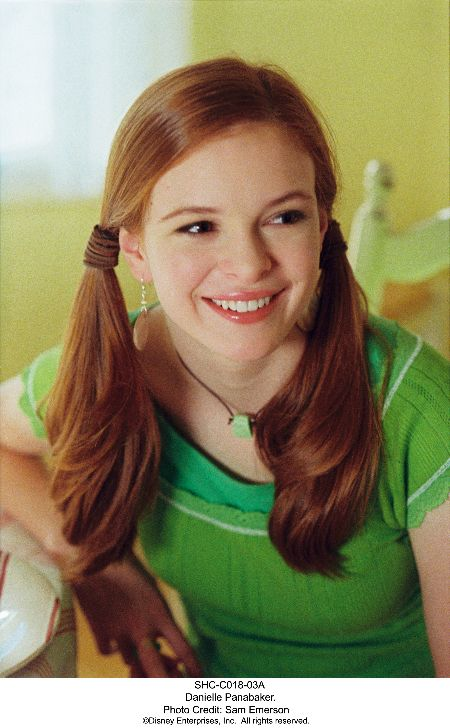 Danielle Panabaker in Sky High