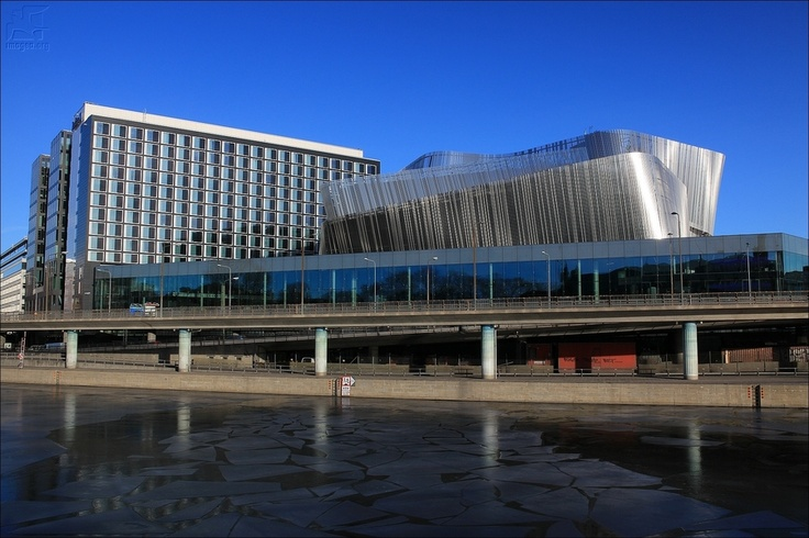 Radisson Blu Waterfront Hotel - Stockholm - Sweden