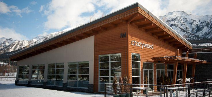 Restaurant: Crazyweed, Canmore, Alberta, Canada (Jan Hrabec)
