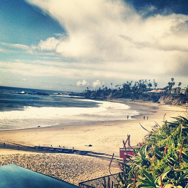 Photo By Marcigutz O Instagram Hotellaguna OVBG Lagunabeach Oceanfront Beach