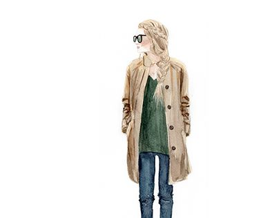 "Check out new work on my @Behance portfolio: ""Beige coat"" http://be.net/gallery/31277949/Beige-coat"