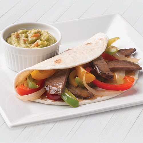 Enjoy a flavor fiesta with this tasty Beef Fajitas recipe!