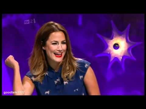 Caroline Flack Banter - Celebrity Juice - 26/04/12. This was so hilarious!!