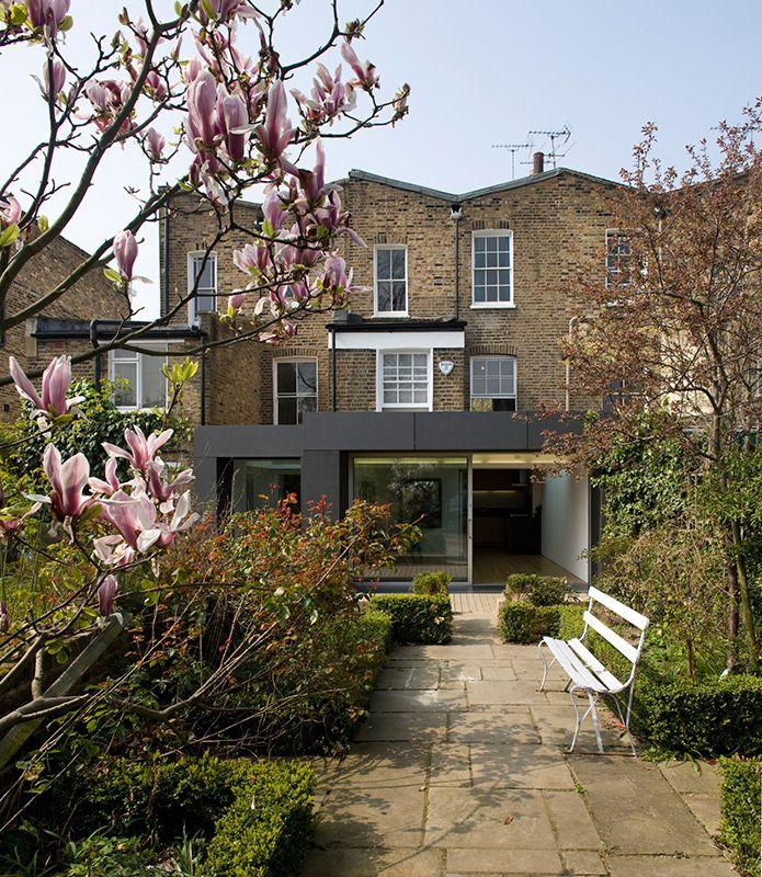Opie House extension in London by Carmody Groarke