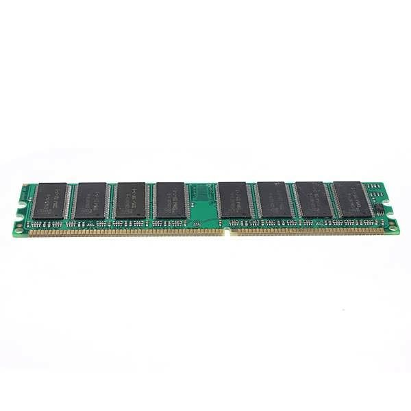 1GB PC3200 DDR 400MHz 333 266 Desktop PC DIMM Memory RAM 184 pin Non-ECC for AMD Motherboard  KVR400X64C3/1GB Capacity: 1GB Pins: 184-Pin Form Factor: DIMM Speed: PC3200 400MHz (AMD 333/266MHz compatible) Technology: DDR RAM Non-ECC High Density   Compatible with only: VIA Chipset: K7:KT400,...