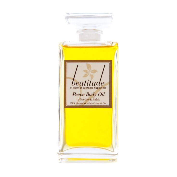 Beatitude - Peace Aromatherapy Body Oil 100ml, £34