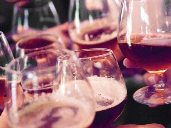 brindare birra
