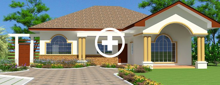 Home designs house plan for africa ghana house plans for Home designs ghana