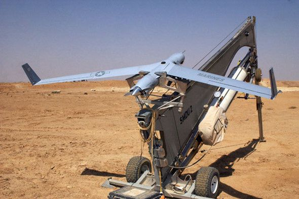 Military Drones Present And Future: Visual Tour -- InformationWeek