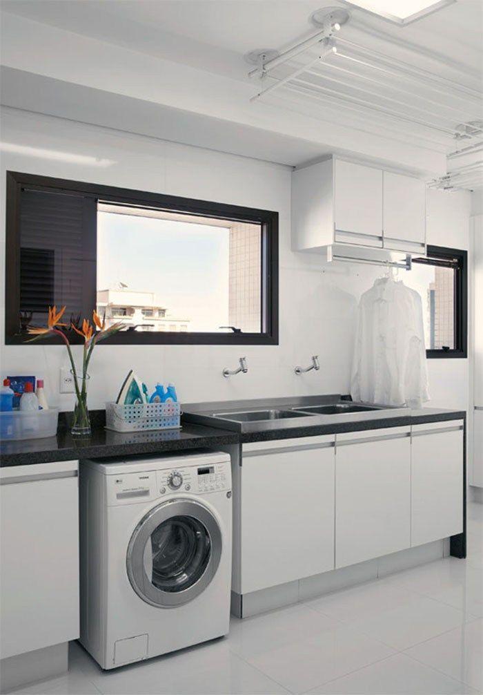 tanques de lavar roupa sob a janela - Pesquisa Google