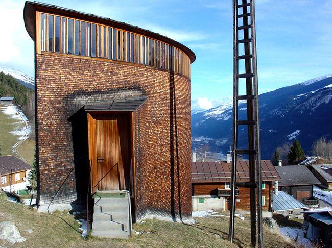 Saint Benedict Chapel, Sumvitg, Graubünden