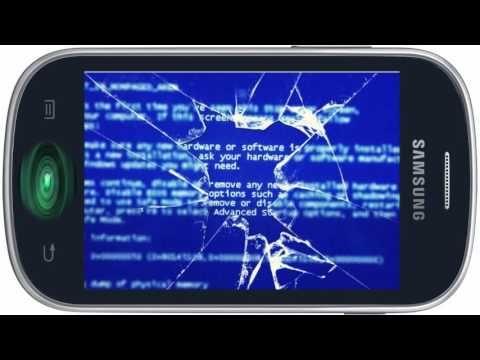 Fajny dzwonek na telefon komórkowy - Windows error