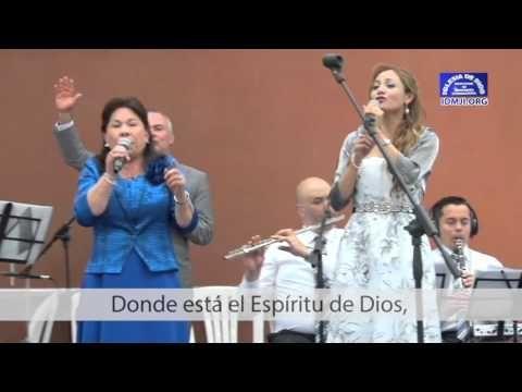 María Luisa Piraquive - Donde está el Espíritu de Dios hay Libertad. - I...